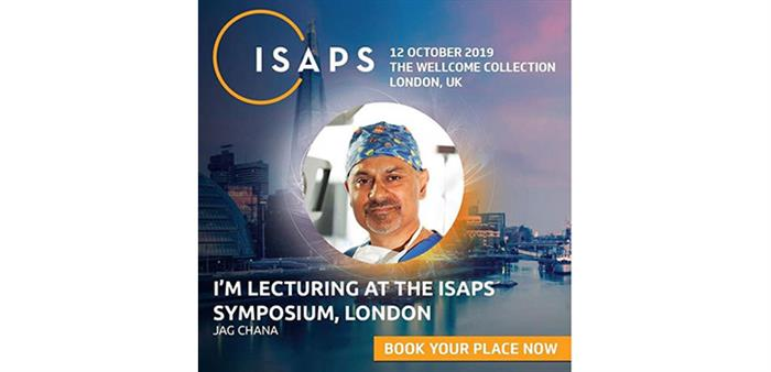 Jag Chana ISAPS Rhinoplasty Event
